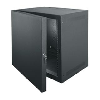"Middle Atlantic SBX Series Rack, SBX-10, Black (17"" D X 20 5/8"" H)"