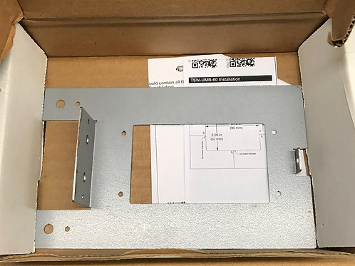 Crestron Preconstruction Mounting Kit for TSW-UMB-60 – P/N: TSW-UMB-60-PMK