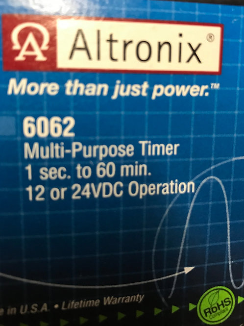 Altronix 6062 Multi-Purpose Timer