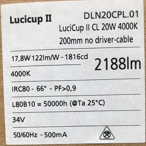 PureLifi Luminaire Lucicup II – MPN: 700-0206-001