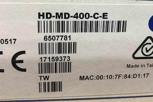 Crestron HD-MD-400-C-E DM Lite – HD Scaling Auto Switcher & HDMI over CATx Ex