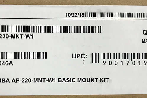 Aruba AP-220-MNT-W1 Basic Mount Kit