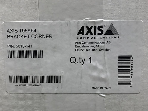 Axis T95A64 Bracket Corner – PN: 5010-641