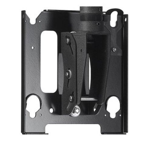 Chief MCSU Medium Flat Panel Ceiling Mount, Black – Discontinued