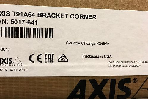 Axis T91A64 Bracket Corner PN: 5017-641