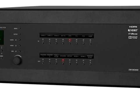 Crestron DM-MD8X8 Digital Media Switcher