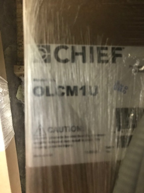 Chief Outdoor Flat Panel Single Ceiling and Pedestal Mount, Large – OLCM1U