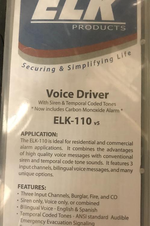 ELK Voice Driver ELK-110