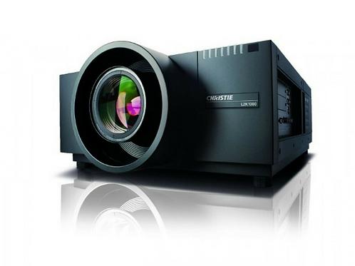 Christie L2K1000 - 3LCD projector - 10000 ANSI lumens - 2048 x 1080 HD 2K W/Lens
