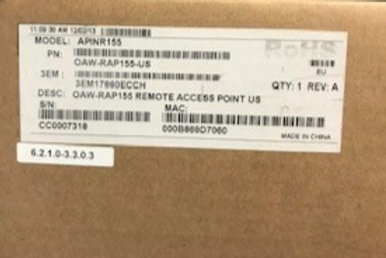 Alcatel-Lucent OmniAccess Remote Access Point OAW-RAP155-US
