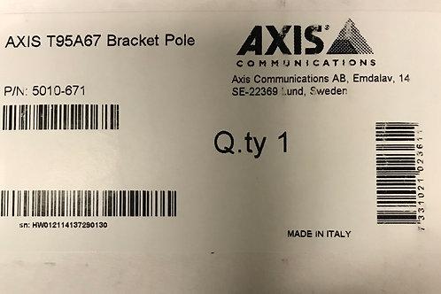 Axis T95A67 Bracket Pole PN: 5010-671