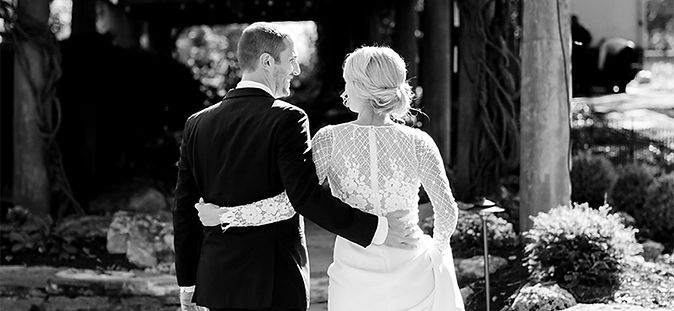 Keenan & Caroline Wedding