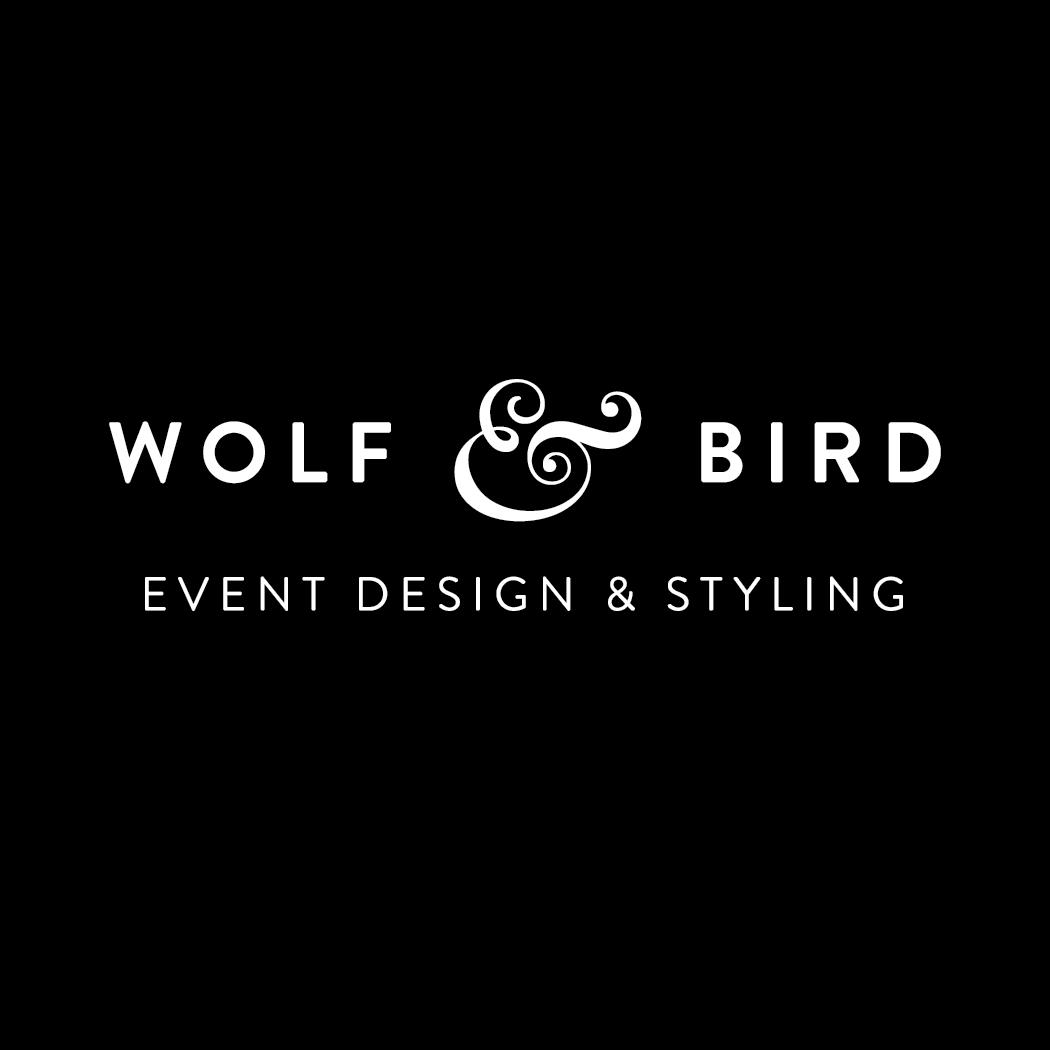 Wolf Bird Event Design Styling