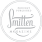 As Seen in Smitten Magazine Badge