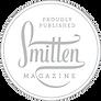 As Seen in Smitten Magazine Badge