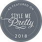 Featured on Style Me Pretty 2018