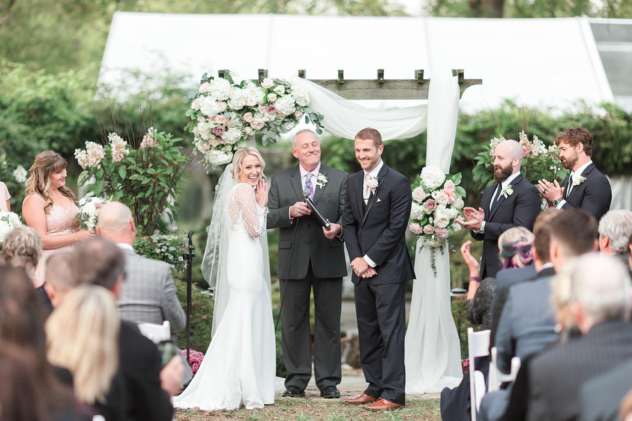 Caroline & Keenan   Wedding