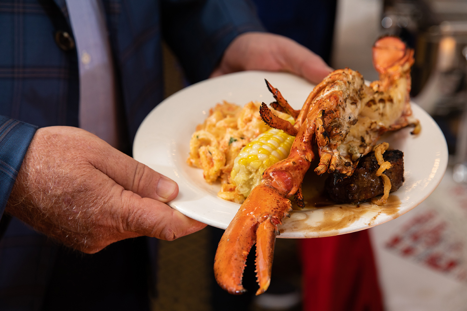 Lobster Bake Birthday Party
