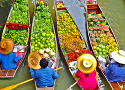 thai market2