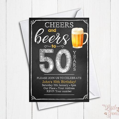 Cheer to 50 years