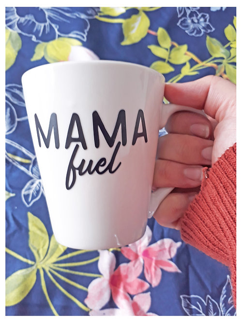 Mama Fuel Drink Decal