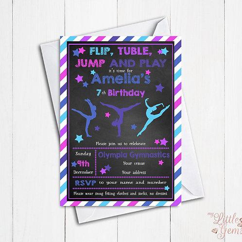 Flip, Tumble, Jump and Play!