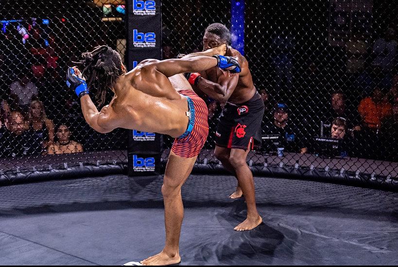 B2 Fighting Series 132 Shepherdsville