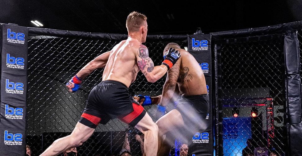 B2 Fighting Series 133 Birmingham Night 1