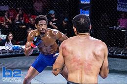 B2 Fighting Series 136 Jackson, MS