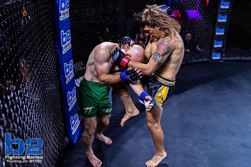 B2 Fighting Series 137 Chattanooga, TN
