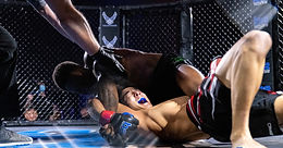 B2 Fighting Series 134 Birmingham Night 2
