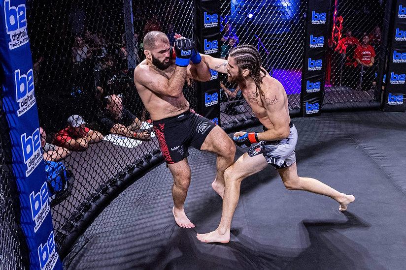 B2 Fighting Series 142 Lexington, KY Night 2