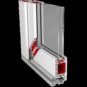 входная дверь 60mm IDEAL 2000