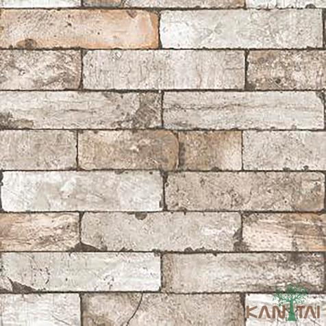 papel de parede stone age - SN604501R