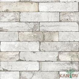 papel de parede stone age - SN604502R