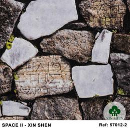 Papel de parede space home 2   - 57012-2