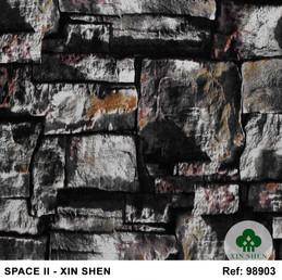 Papel de parede space home 2   - 98903