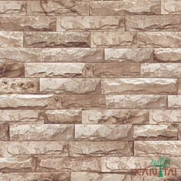 Papel de parede stone age  SN600102R
