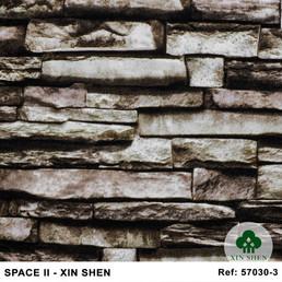 Papel de parede space home 2   - 57030-3