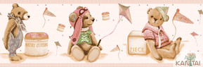 Catálogo- BABY CHARMED FAIXA -REF: BB220706B