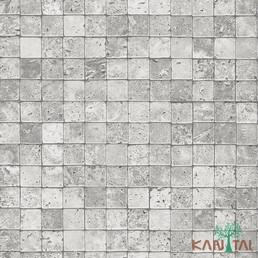 Papel de parede stone age     SN601901R