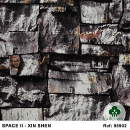 Papel de parede space home 2   - 98902
