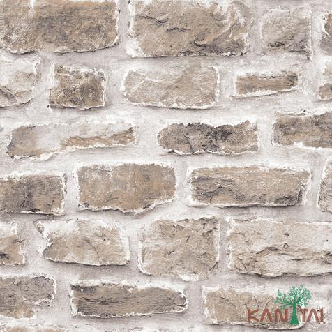 Papel de parede stone age  SN601401R