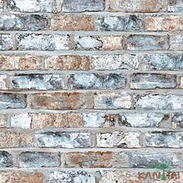 papel de parede stone age - SN604804R