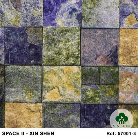 Papel de parede space home 2   - 57001-3
