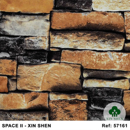 Papel de parede space home 2   - 57161