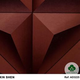 Papel de parede xinshen   - AD3225
