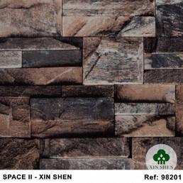 Papel de parede space home 2   - 98201