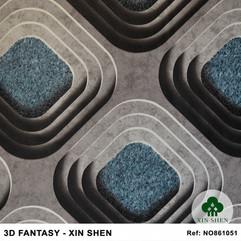 Catálogo- 3D FANTASY -REF: NO861051