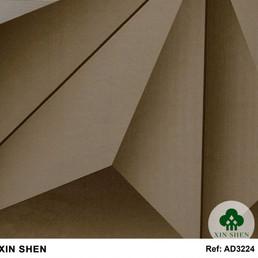 Papel de parede xinshen   - AD3224